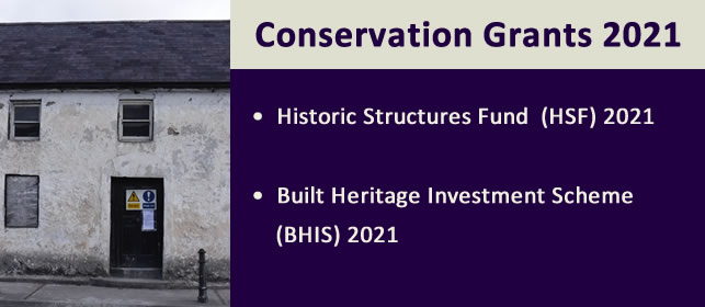 Conservation Grants Banner 2021