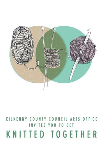 Knitted Together flyer