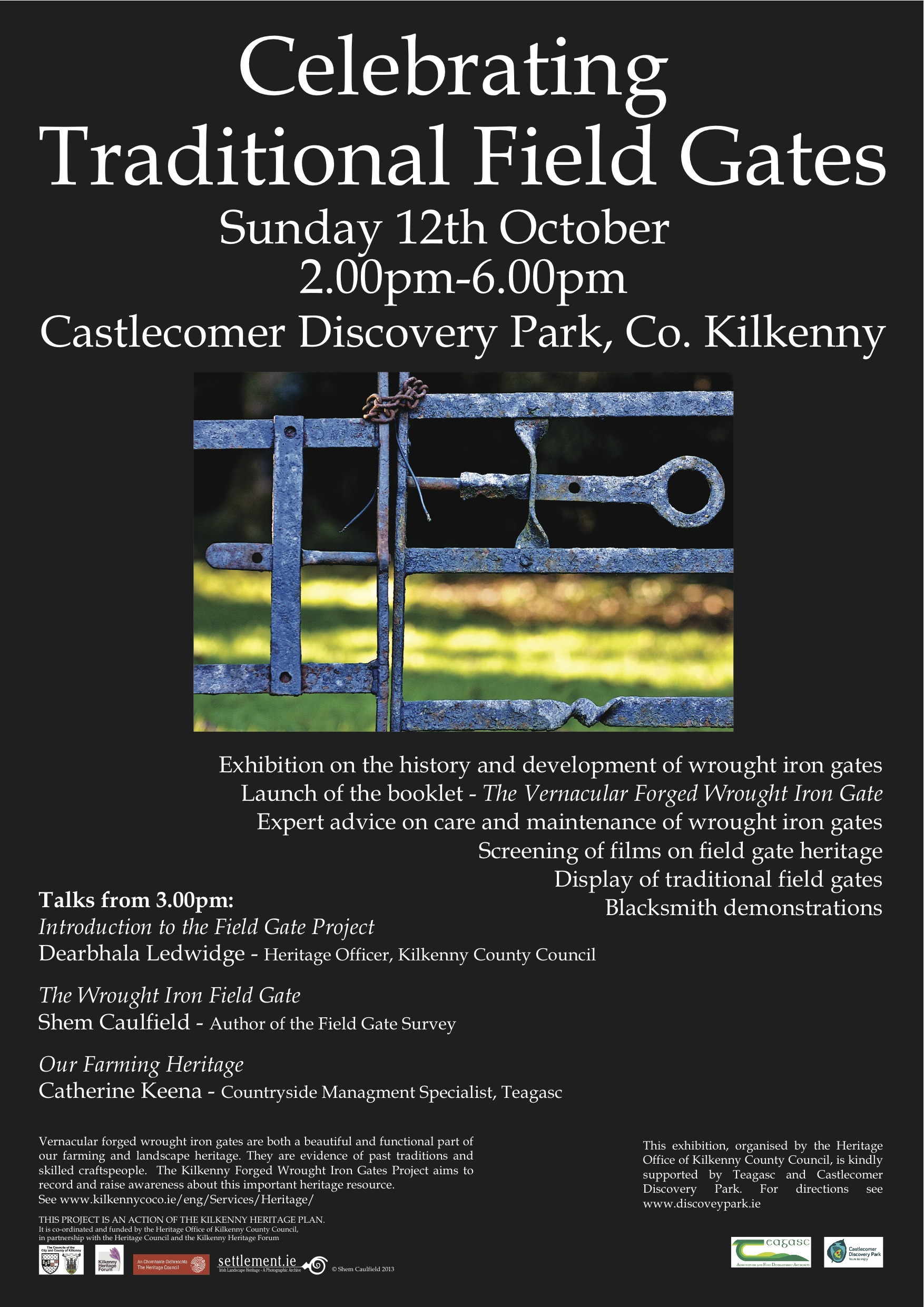 Farm Gates Exhibition 12th October, 2014