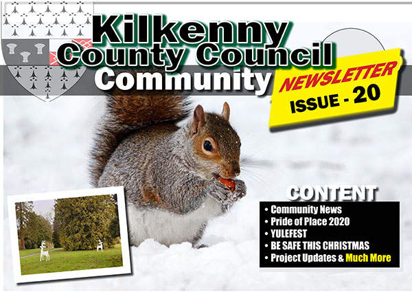 Community Newsletter Issue 20 Thumbnail