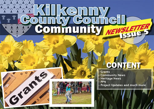 Kilkenny County Council Community Newsletter Issue no 5